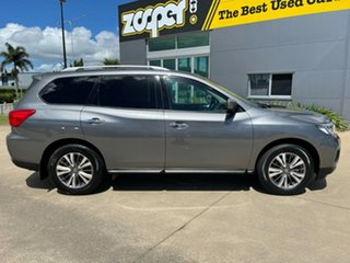 2018 Nissan Pathfinder R52 Series III MY19 ST X-tronic 2WD Grey/300419 1 Speed Constant Variable.