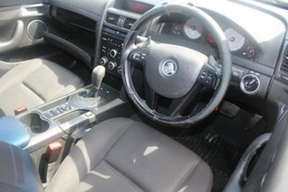 2006 Holden Commodore VE SV6 Silver 5 Speed Automatic Sedan