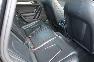 2010 Audi A4 B8 MULTITRONIC 8SP Black Automatic