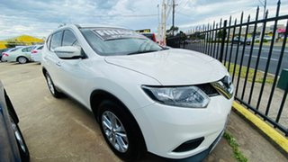 2015 Nissan X-Trail T32 ST X-tronic 2WD White 7 Speed Constant Variable Wagon