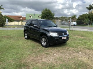 2011 Suzuki Grand Vitara JB MY09 Black 4 Speed Automatic Hardtop.