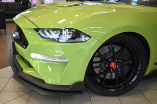 2019 Ford Mustang FN 2019MY GT Green 10 Speed Sports Automatic Fastback