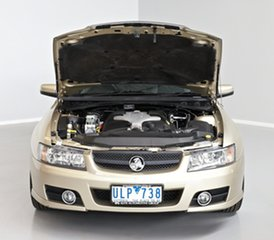 2006 Holden Berlina VZ MY06 Gold 4 Speed Automatic Wagon
