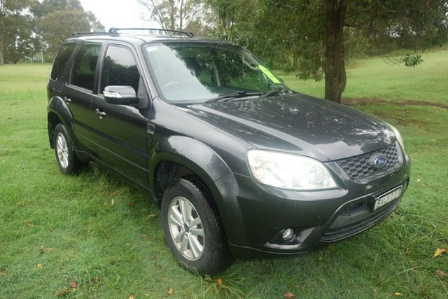 Used Ford Escape ZD MY10 East Maitland, 2010 Ford Escape ZD MY10 Grey 4 Speed Automatic SUV