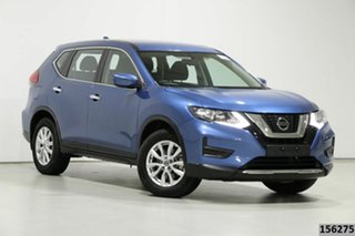 2019 Nissan X-Trail T32 Series 2 ST 7 Seat (2WD) Blue Continuous Variable Wagon.
