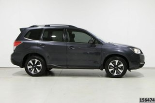 2016 Subaru Forester MY16 2.0D-L Grey Continuous Variable Wagon
