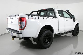 2016 Ford Ranger PX MkII XL 3.2 (4x4) White 6 Speed Manual Super Cab Utility