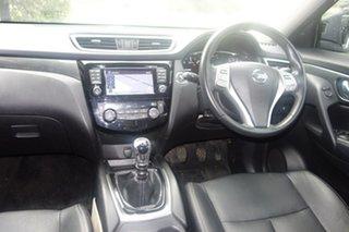 2016 Nissan X-Trail T32 TL 4WD Grey 6 Speed Manual Wagon