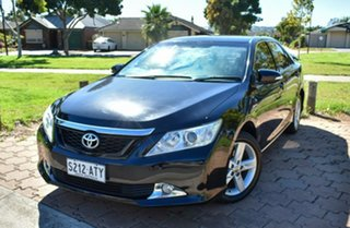2012 Toyota Aurion GSV50R Touring Black 6 Speed Sports Automatic Sedan.