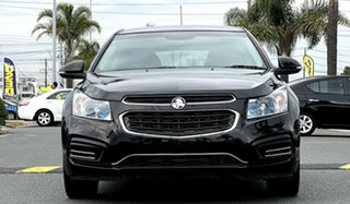 2016 Holden Cruze JH Series II MY16 Equipe Black 6 Speed Sports Automatic Hatchback