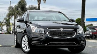 2016 Holden Cruze JH Series II MY16 Equipe Black 6 Speed Sports Automatic Hatchback.