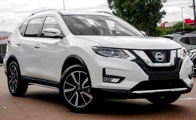 Used Nissan X-Trail T32 Series III MY20 Ti X-tronic 4WD Castle Hill, 2020 Nissan X-Trail T32 Series III MY20 Ti X-tronic 4WD Ivory Pearl 7 Speed Constant Variable Wagon
