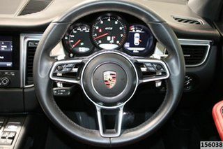2018 Porsche Macan 95B MY18 GTS White 7 Speed Auto Dual Clutch Wagon