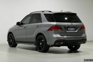 2016 Mercedes-Benz GLE350d 4Matic 166 MY17 Grey 9 Speed Automatic Wagon