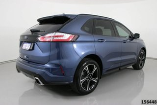 2019 Ford Endura CA MY19 ST-Line (AWD) Blue 8 Speed Automatic Wagon