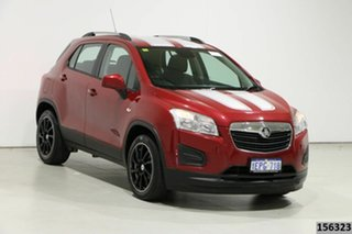 2014 Holden Trax TJ LS Red 5 Speed Manual Wagon