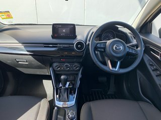 2021 Mazda 2 DJ2HAA G15 SKYACTIV-Drive Pure Machine Grey 6 Speed Sports Automatic Hatchback