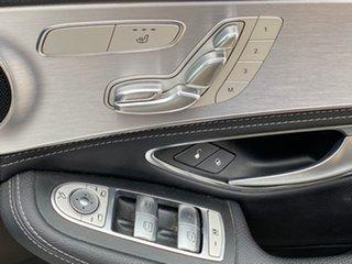 2015 Mercedes-Benz C-Class W205 C200 7G-Tronic + 7 Speed Sports Automatic Sedan
