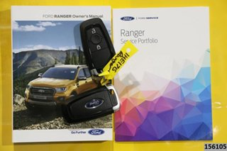 2020 Ford Ranger PX MkIII MY21.25 XLT 3.2 (4x4) Grey 6 Speed Automatic Double Cab Pick Up