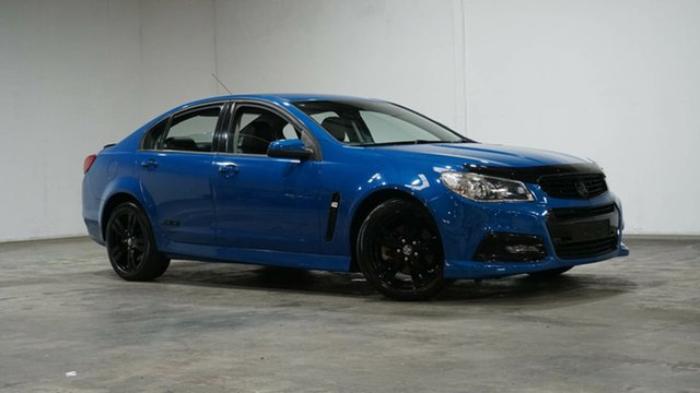 Used Holden Commodore VF MY15 SS Welshpool, 2014 Holden Commodore VF MY15 SS Perfect Blue 6 Speed Manual Sedan