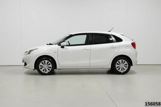 2019 Suzuki Baleno GL White 4 Speed Automatic Hatchback