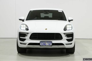 2018 Porsche Macan 95B MY18 GTS White 7 Speed Auto Dual Clutch Wagon.