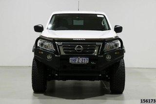 2019 Nissan Navara D23 Series 4 MY19 SL (4x4) White 7 Speed Automatic Dual Cab Pick-up.