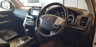 2014 Toyota Landcruiser VDJ200R MY13 VX (4x4) Silver 6 Speed Automatic Wagon