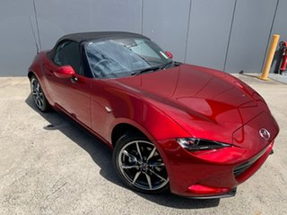 2021 Mazda MX-5 ND GT SKYACTIV-Drive Soul Red Crystal 6 Speed Sports Automatic Roadster