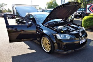 2008 Holden Ute VE SS Black 6 Speed Sports Automatic Utility