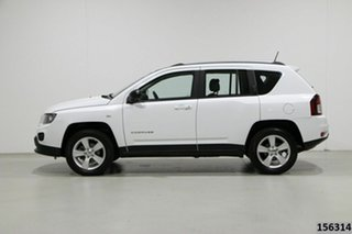 2016 Jeep Compass MK MY16 Sport (4x2) White 6 Speed Automatic Wagon