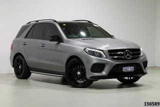 2016 Mercedes-Benz GLE350d 4Matic 166 MY17 Grey 9 Speed Automatic Wagon.