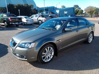 2011 Holden Calais VE II Grey 6 Speed Sports Automatic Sedan