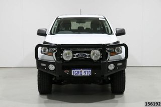 2018 Ford Ranger PX MkII MY18 XLS 3.2 (4x4) (5 Yr) White 6 Speed Automatic Double Cab Pick Up.