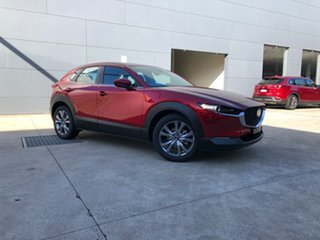 2021 Mazda CX-30 DM2W7A G20 SKYACTIV-Drive Evolve Soul Red Crystal 6 Speed Sports Automatic Wagon.