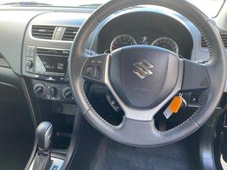 2013 Suzuki Swift FZ RE2 Black Automatic Hatchback