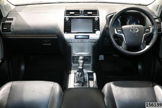 2018 Toyota Landcruiser Prado GDJ150R MY18 VX (4x4) White 6 Speed Automatic Wagon