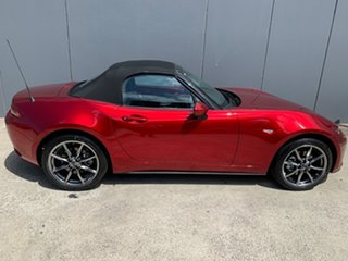 2021 Mazda MX-5 ND GT SKYACTIV-Drive Soul Red Crystal 6 Speed Sports Automatic Roadster.