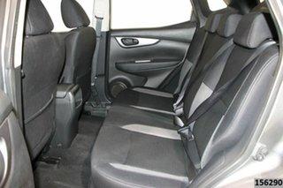 2019 Nissan Qashqai J11 MY18 ST Grey Continuous Variable Wagon