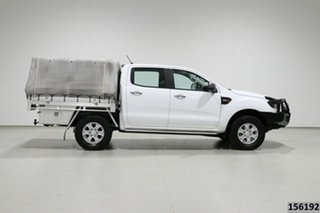 2018 Ford Ranger PX MkII MY18 XLS 3.2 (4x4) (5 Yr) White 6 Speed Automatic Double Cab Pick Up