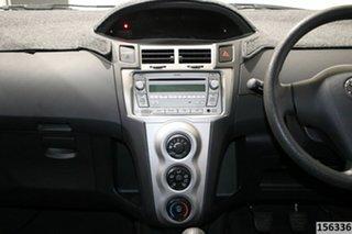 2010 Toyota Yaris NCP90R 10 Upgrade YR Red 5 Speed Manual Hatchback