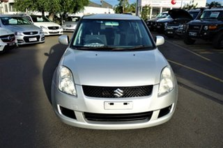 2007 Suzuki Swift RS415 Silver 5 Speed Manual Hatchback
