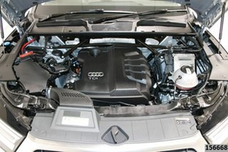 2017 Audi Q5 FY MY17 2.0 TDI Quattro Design Silver 7 Speed Auto S-Tronic Wagon