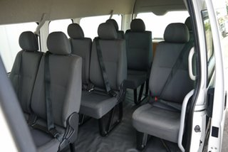 2013 Toyota HiAce KDH223R MY12 Commuter High Roof Super LWB 4 Speed Automatic Bus.