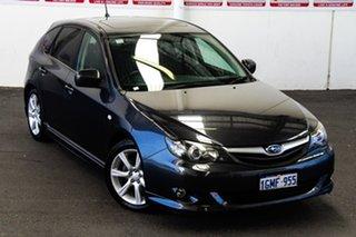 2011 Subaru Impreza MY11 RS (AWD) 5 Speed Manual Hatchback.