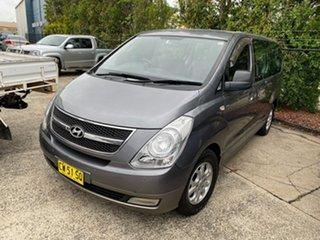 2009 Hyundai iMAX TQ-W Selectronic Grey 5 Speed Sports Automatic Wagon
