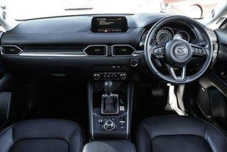 2018 Mazda CX-5 KF Series GT Silver Sports Automatic SUV.