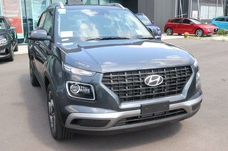 2021 Hyundai Venue QX.V3 MY21 Active Cosmic Grey 6 Speed Automatic Wagon