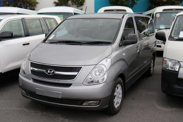Used Hyundai iMAX TQ-W MY11 Robina, 2011 Hyundai iMAX TQ-W MY11 Silver 5 speed Automatic Wagon