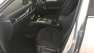 2021 Mazda CX-5 KF4WLA Maxx SKYACTIV-Drive i-ACTIV AWD Sonic Silver 6 Speed Sports Automatic Wagon